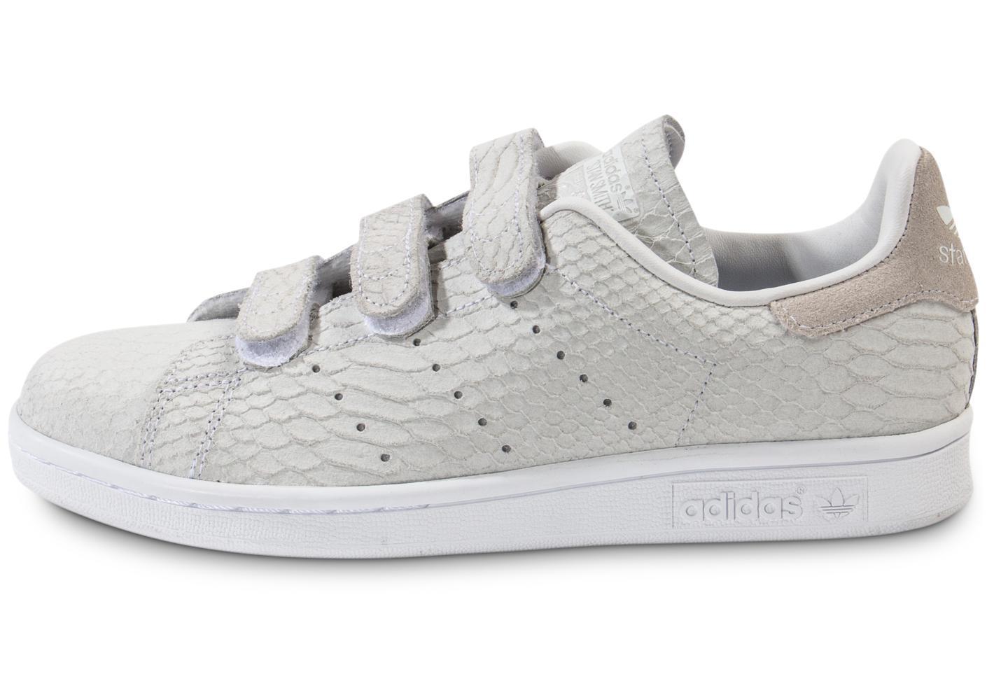 baskets adidas femme à scratch