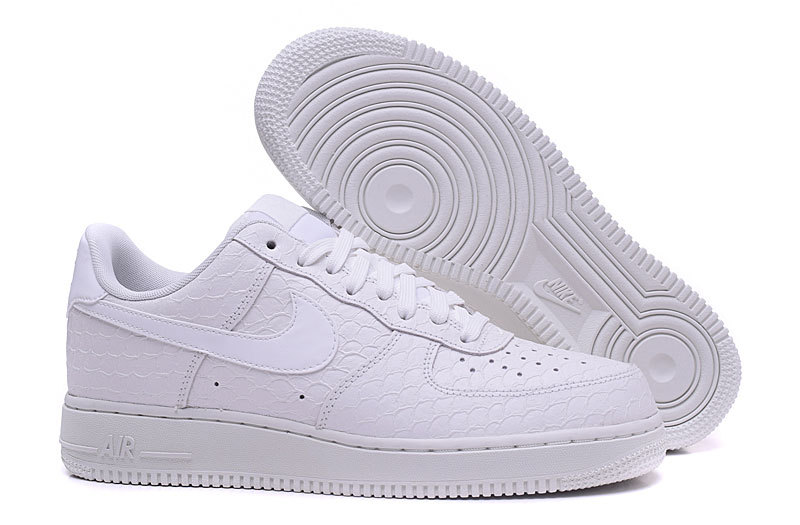 Nike Blanche Femme One Air Force wPZiluTOXk